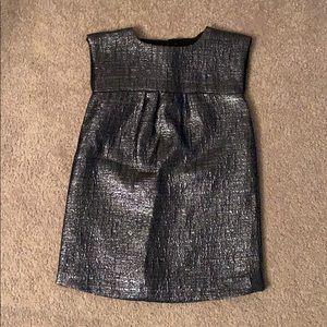 Baby Gap Metallic Dress